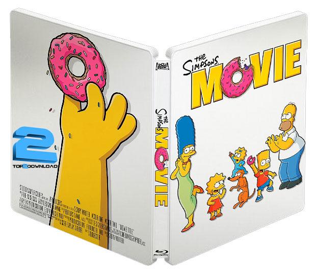 The Simpsons Movie 2007 | تاپ 2 دانلود