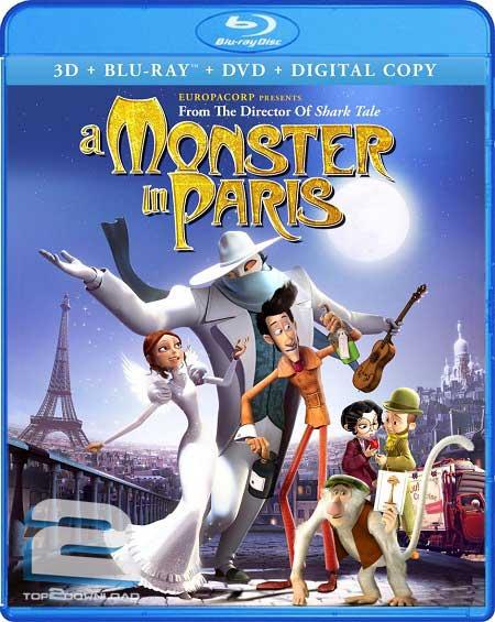 A Monster in Paris 2011   تاپ 2 دانلود