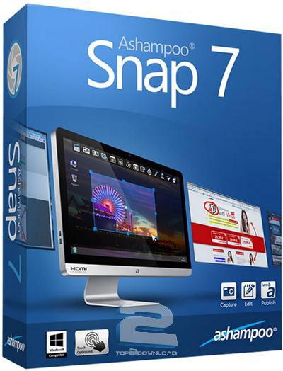 Ashampoo Snap   تاپ 2 دانلود