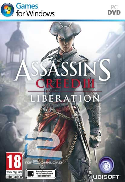 Assassins Creed Liberation HD | تاپ 2 دانلود