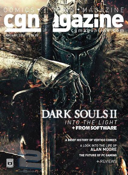 CG Magazine | تاپ 2 دانلود
