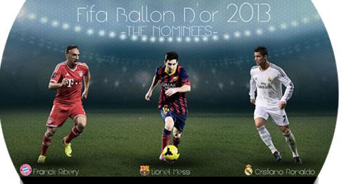 FIFA Ballon d'Or 2013 | تاپ 2 دانلود