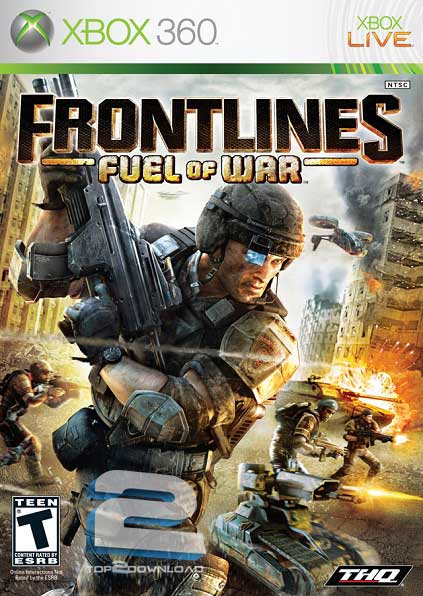Frontlines Fuel of War | تاپ 2 دانلود