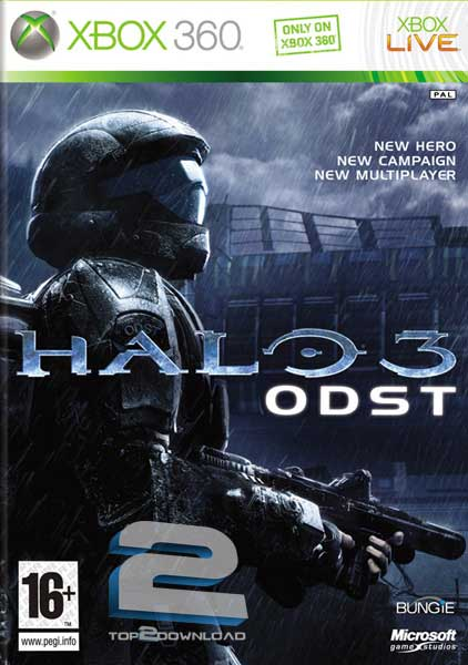 Halo 3 ODST | تاپ 2 دانلود