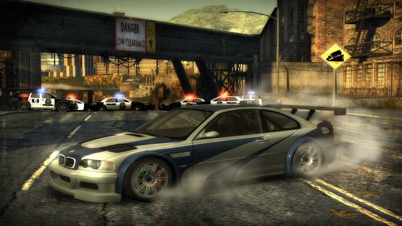 Need for Speed Most Wanted Black Edition 2005 PC Game - 1 ...
