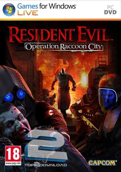 Resident Evil Operation Raccoon City | تاپ 2 دانلود