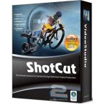 دانلود نرم افزار ویرایش ویدئو ShotCut 14.01.10