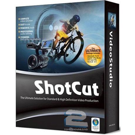 ShotCut | تاپ 2 دانلود