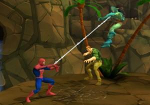دانلود بازی Spider-Man Friend Or Foe برای PSP | تاپ 2 دانلود