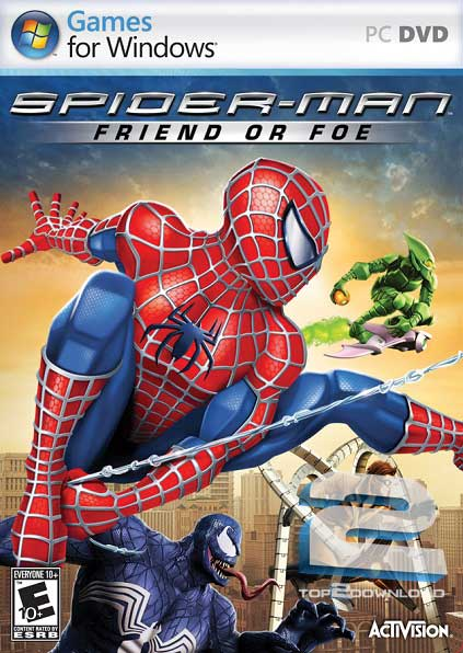 Spider-Man Friend Or Foe | تاپ 2 دانلود