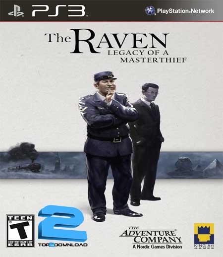 The Raven Legacy of a Master Thief | تاپ 2 دانلود