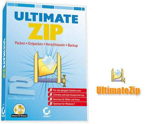 UltimateZip | تاپ 2 دانلود