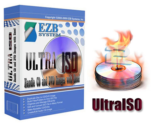 UltraISO Premium Edition | تاپ 2 دانلود