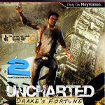 دانلود بازی Uncharted Drakes Fortune برای PS3