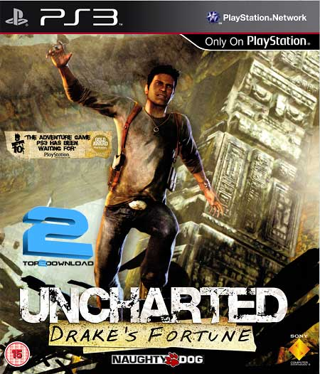 Uncharted Drakes Fortune | تاپ 2 دانلود