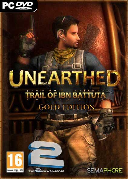 Unearthed Trail of Ibn Battuta Gold Edition E1 | تاپ 2 دانلود