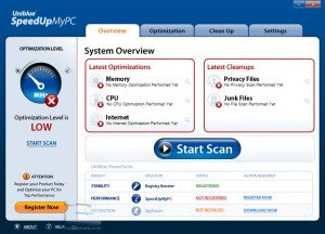 Uniblue SpeedUpMyPC | تاپ 2 دانلود