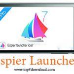 دانلود برنامه Espire Launcher v1.2.8 برای اندروید