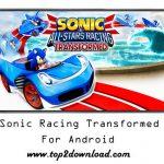 دانلود بازی Sonic Racing Transformed v530620 برای اندروید