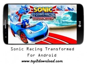 Sonic Racing Transformed v530620 | تاپ 2 دانلود