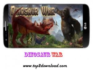 Dinosaur War | تاپ 2 دانلود