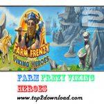 دانلود بازی Farm Frenzy Viking Heroes v1.0 برای اندروید