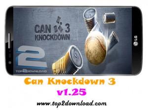 Can Knockdown 3   تاپ 2 دانلود