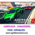 دانلود بازی Asphalt 8 AirBorne v1.2.0 برای اندروید