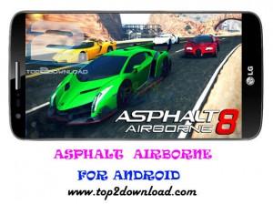 Asphalt 8 AirBorne v1.2.0 | تاپ 2 دانلود