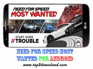 NEED FOR SPEED Most Wanted v1.0.50 | تاپ 2 دانلود
