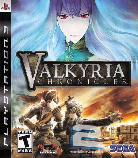 Valkyria Chronicles | تاپ 2 دانلود