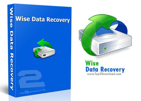 Wise Data Recovery | تاپ 2 دانلود