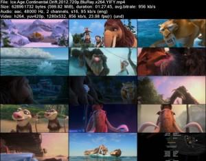 دانلود دوبله فارسی انیمیشن Ice Age 2 The Meltdow   تاپ 2 دانلود