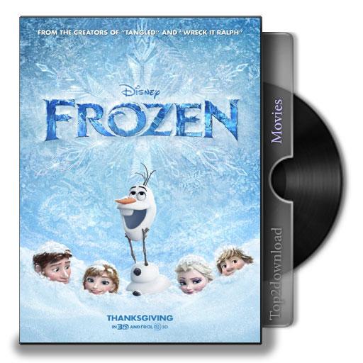 دانلود دوبله فارسی انیمیشن Frozen 2013 | تاپ 2 دانلود