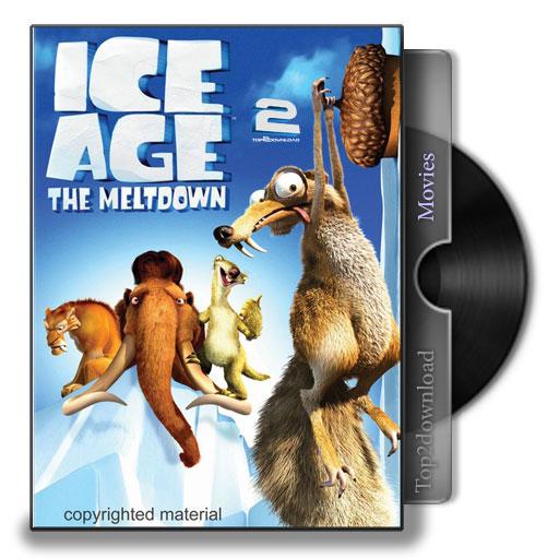 دانلود دوبله فارسی انیمیشن Ice Age 2 The Meltdown   تاپ 2 دانلود