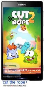 Cut the Rope v2.0.0 | تاپ 2 دانلود