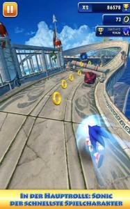 دانلود بازی Sonic Dash v1.9.1 برای اندروید | تاپ 2 دانلود