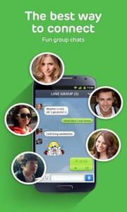 دانلود نرم افزار Line Free Calls & Messages v4.0.3 برای اندروید | تاپ 2 دانلود