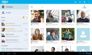 دانلود نرم افزار Skype v4.6.0.42007 برای اندروید | تاپ 2 دانلود