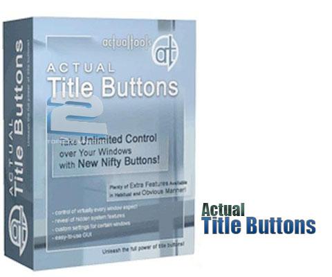 Actual Title Buttons | تاپ 2 دانلود