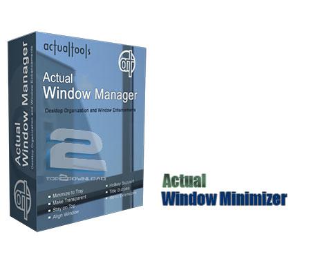 Actual Window Minimizer | تاپ 2 دانلود