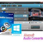 دانلود نرم افزار تبدیل فرمت های صوتی Aiseesoft Audio Converter 6.2.96