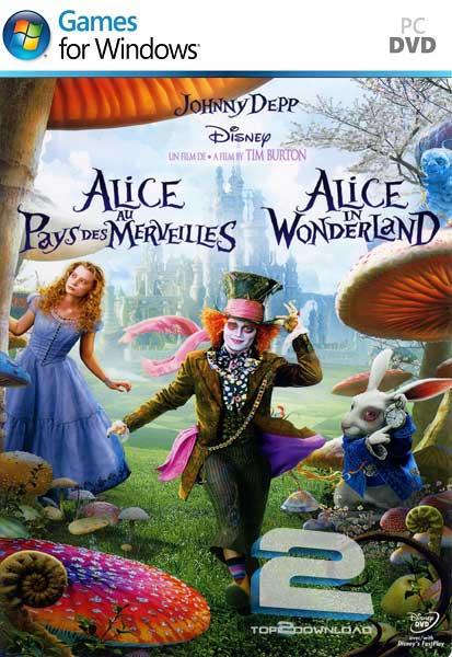 Alice in Wonderland | تاپ 2 دانلود