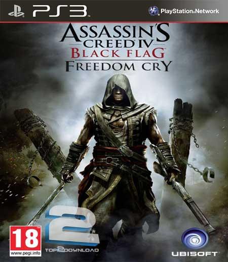 Assassins Creed 4 Black Flag Freedom Cry | تاپ 2 دانلود