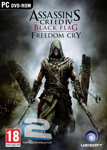 Assassins Creed Freedom Cry | تاپ 2 دانلود