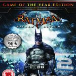 دانلود بازی Batman Arkham Asylum GOTY Edition برای PS3