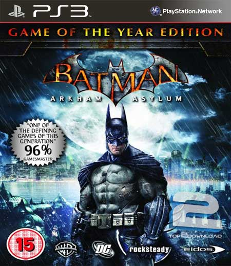 Batman Arkham Asylum GOTY Edition | تاپ 2 دانلود