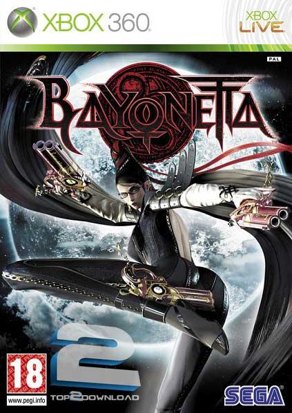 Bayonetta | تاپ 2 دانلود