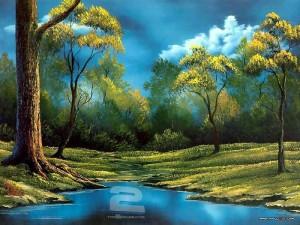 Bob Ross - The Joy of Painting | تاپ 2 دانلود