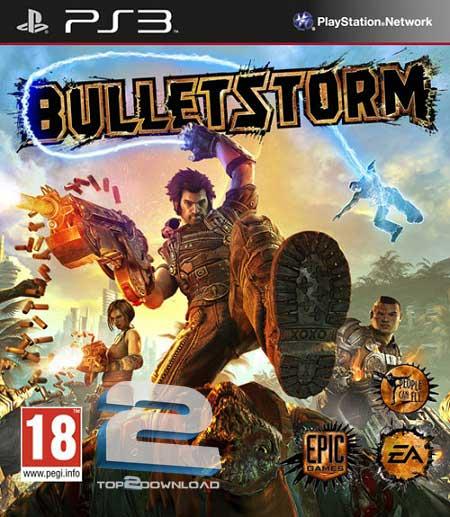 Bulletstorm   تاپ 2 دانلود